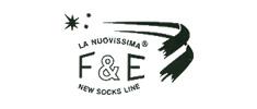 F&E logo