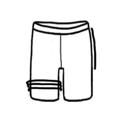 Alakformáló nadrág