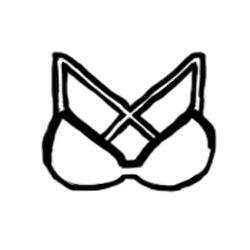 Bikini felső