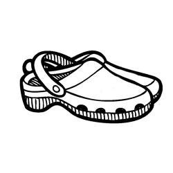 Gumi papucs
