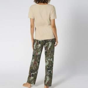 Triumph Sets PK 10 X mintás pamut pizsama szett