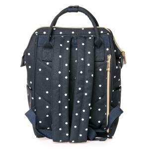 Heavy Tools ESTOK21 női mini hátizsák és kézitáska - pöttyös