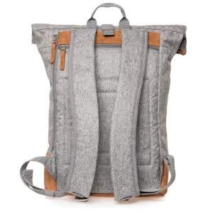 Heavy Tools Elisa rolltop hátizsák - szürke