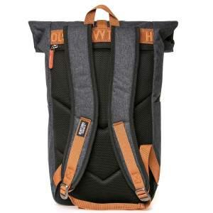 Heavy Tools Enric rolltop hátizsák - sötétkék