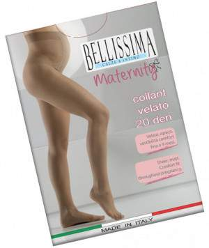 Bellissima M100 Maternity 20 kismama harisnya