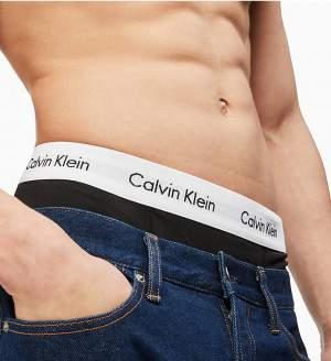 Calvin Klein 3P Trunk boxer fekete - 3 db
