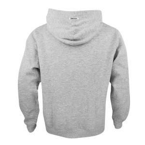 Dressa Basic férfi cipzáros kapucnis pulóver - akciós