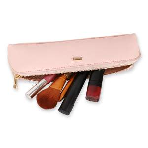 Dressa Boutique cipzáros univerzális tároló - rózsaszín