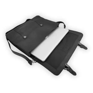 Dressa DRS 13 colos laptoptartós irattáska - fekete
