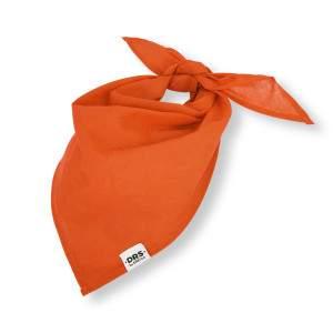 Dressa DRS Bandana fejkendő - narancssárga
