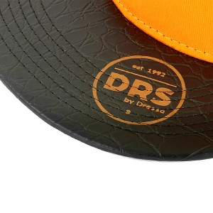 Dressa DRS Snapback baseball sapka - orange