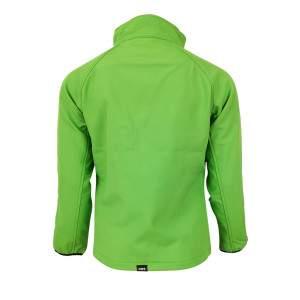 Dressa DRS softshell átmeneti női dzseki polár béléssel - zöld