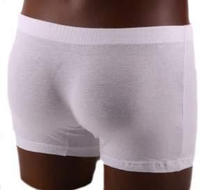 Dressa pamut boxeralsó - fehér - 3db