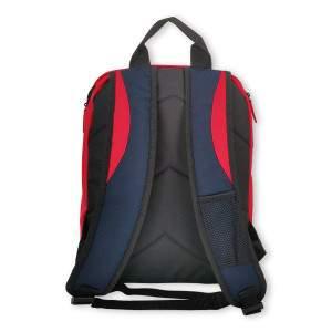 Dressa Sport hátizsák - kék-fehér-piros