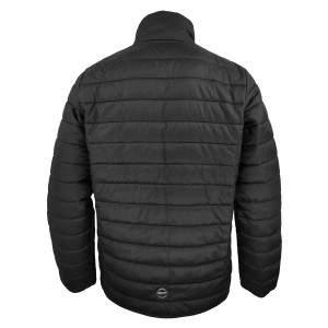 Dressa Sport Steppelt férfi bélelt dzseki - fekete