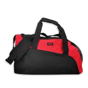 Dressa Sport vízhatlan sporttáska - fekete-piros