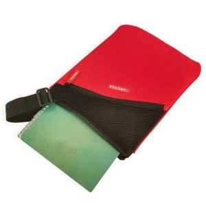 Dressa tablet tartós válltáska - piros