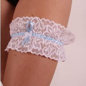 Dressa 392 kék szalagos harisnyakötő