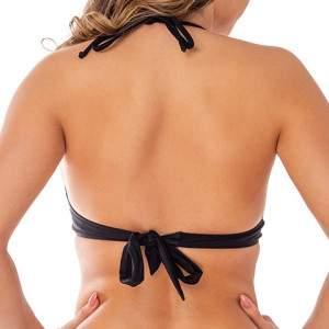 JPRESS strasszköves bikini felső
