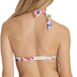 Dorina Palma virágmintás bikini felső