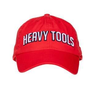 Heavy Tools Patona Baseball sapka - piros