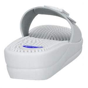 Scholl New Massage fitness masszírozó papucs - fehér