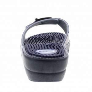Scholl New Massage fitness masszírozó papucs - sötétkék