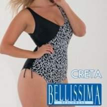 Bellissima Creta egyrészes fürdőruha - D kosár