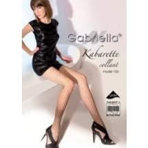 Gabriella 8661 Kabarette 153 necc harisnya - nagylyukú