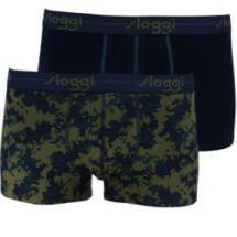 sloggi men Start Hipster C2P pamut boxer - 2 db