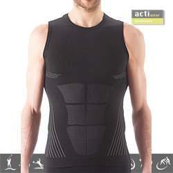 Issimo A012 Actiwear férfi edző trikó