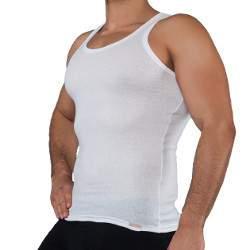 Brenner b_atl férfi pamut atléta trikó