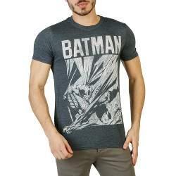 DC Comics Batman Fight Scene férfi rövid ujjú póló