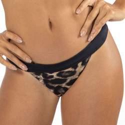 Dorina Ghana leopárd mintás bikini alsó