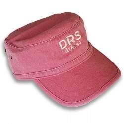 Dressa DRS Patrol siltes vászon sapka - bordó