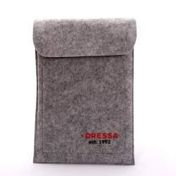 Dressa Filc tablet tok - szürke