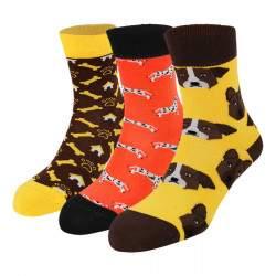 Dressa kutyás zokni - 3 pár