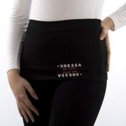 Dressa női derékmelegítő csomag - fekete - 2db
