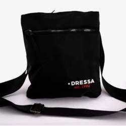 Dressa Onyx válltáska - fekete