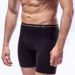Enrico Coveri hosszú szárú boxer - fekete
