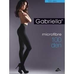 Gabriella 8229 Microfibre 100 harisnya XL