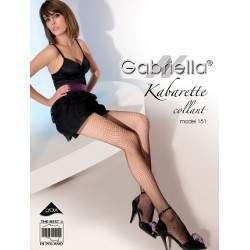 Gabriella 8660 Kabarette 151 necc harisnya - kislyukú