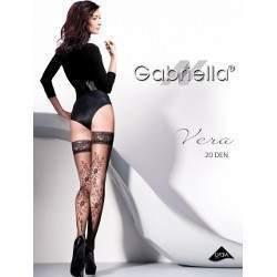 Gabriella 8741 Calze Vera 20 mintás combfix