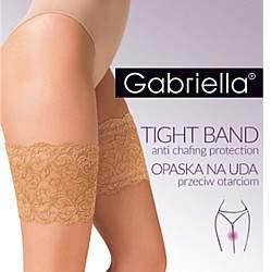 Gabriella 8799 Thigh Band combvédő csipke