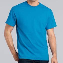 Gildan 2000 környakú rövid ujjú póló 3XL 4XL 5XL