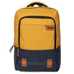 Heavy Tools ESTUS21 laptop hátizsák - sárga
