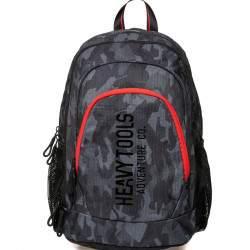 Heavy Tools Ettie21 ergonomikus hátizsák - terepmintás