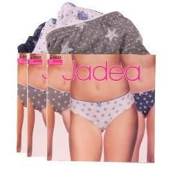 Jadea 6832 pamut bugyi - 3 db