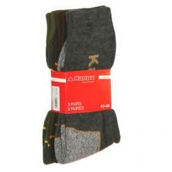 Kappa 50.651 thermo zokni - 3 pár