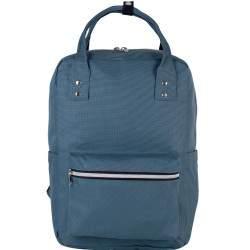 Kimood KI0138 női városi hátizsák és kézitáska - kék